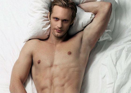 Alexander Skarsgård is named the Sexiest Man in Sweden