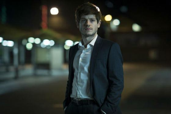 A British actor Iwan Rheon