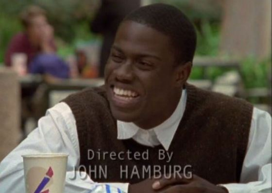 Kevin Hart's first movie role