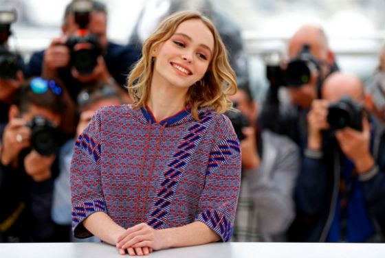 Lily Rose Depp is not only a gifted actress but also a promising model