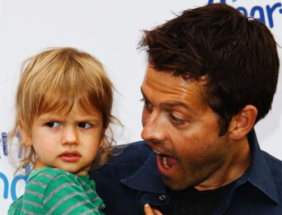 Misha Collins – biography, photos, facts, family, kids ...