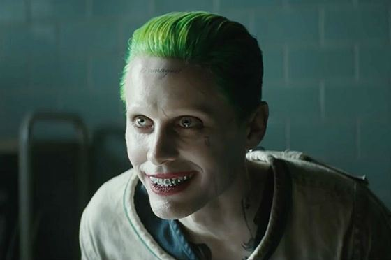 """Suicide Squad"": Jared Leto as The Joker"
