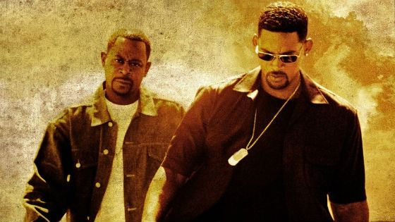 Epic action-comedy «Bad Boys», starring Will Smith and Martin Lawrence