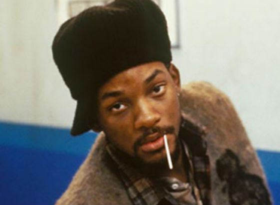 Will Smith as a homeless young man («Where the Day Takes You»)