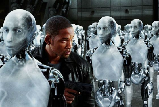 »I, Robot» – one of the most serious movie roles in Smith's career