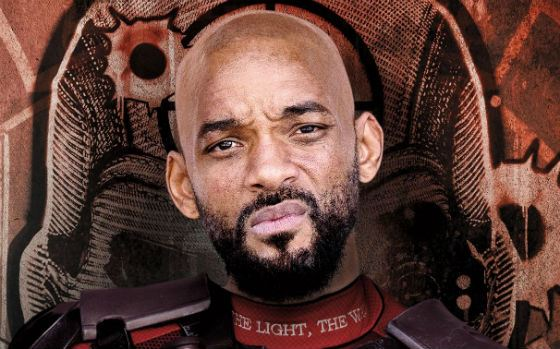 »Suicide Squad»: Will Smith as Deadshot