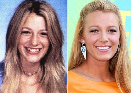 The young Blake Lively had a ton of admirers