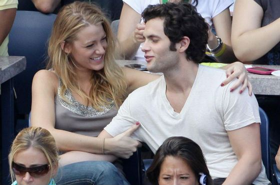 Blake Lively and Penn Badgley dated for three years