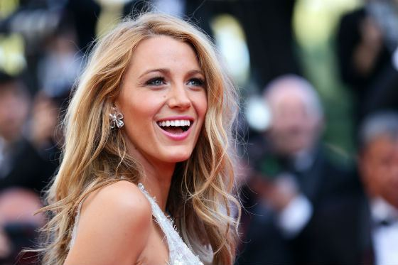 Blake Lively's smile is totally irresistible