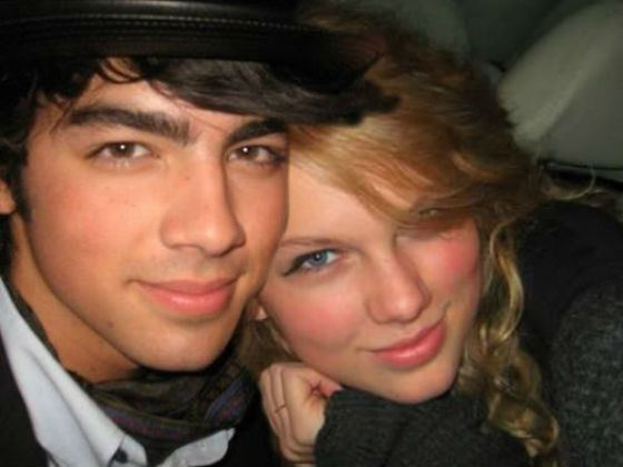 Joe Jonas, the first boyfriend of Taylor Swift