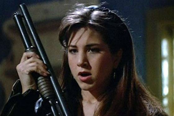 One of Jennifer Aniston's first roles,