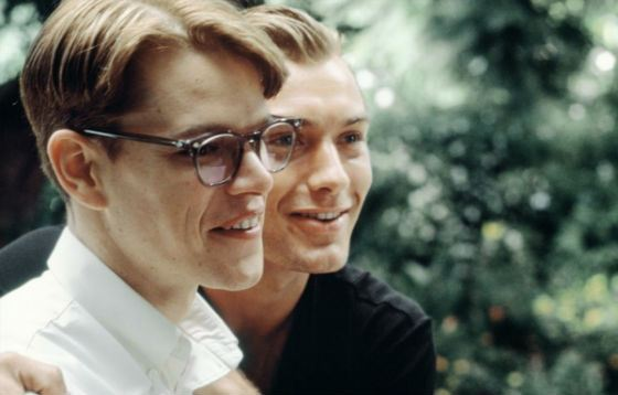 A scene from «The Talented Mr. Ripley»