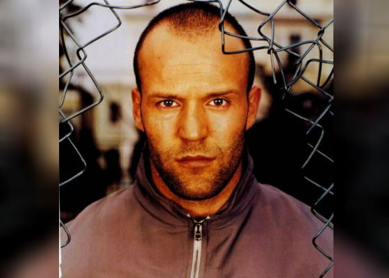 Being young Jason Statham have traded stolen things in the streets