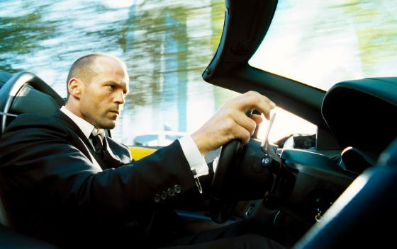 «The Transporter» is one of the brightest moments in Jason Statham's filmography