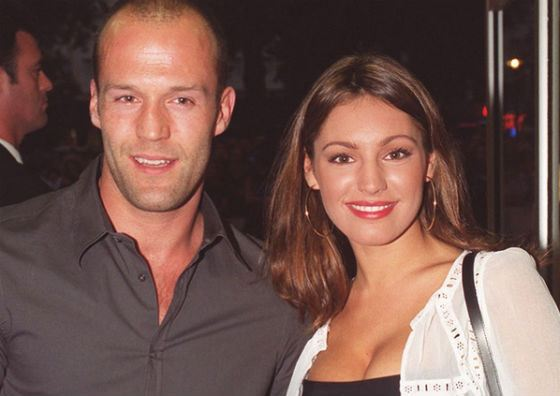In his youth, Jason Statham as dating Kelly Brook