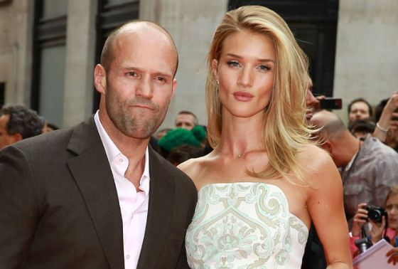 In 2016 Jason Statham and Rosie Huntington-Whiteley were preparing for the wedding