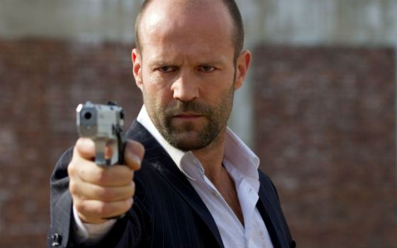 Jason Statham, the star of thrillers and militants