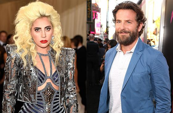 Bradley Cooper and Lady Gaga will act in the same movie