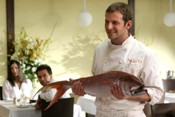 In 2005, Bradley Cooper became «a chef» of the restaurant