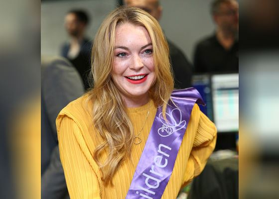 At the age of 29 Lindsay Lohan looked worse than many women of 40