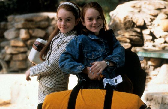 In The Parent Trap Lindsay Lohan played two roles at once
