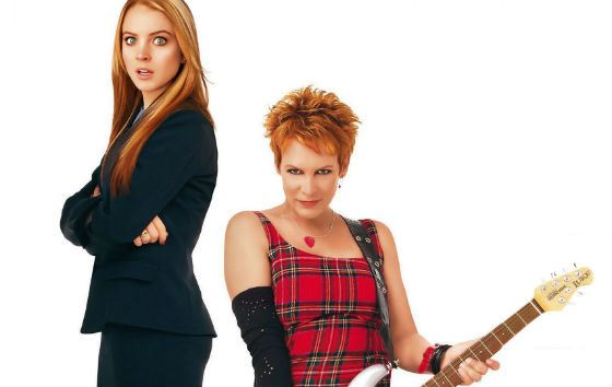 Freaky Friday ‒ one of Lindsay Lohan's best films