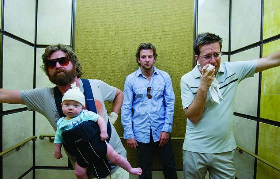 A Frame from The Hangover