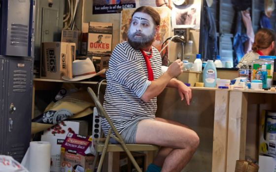 Baskets - Zach Galifianakis' TV Show
