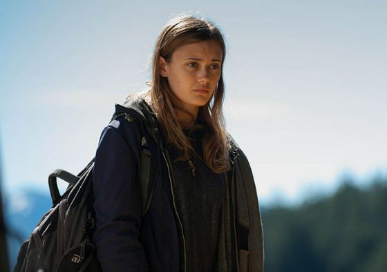 Ella Purnell in «Wildlike»