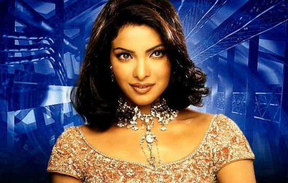Priyanka Chopra's first role in The Hero: Love Story of a Spy Indian film