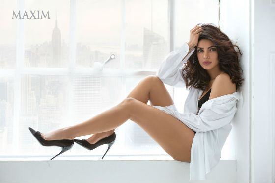 Priyanka is one of the most beautiful women in the world