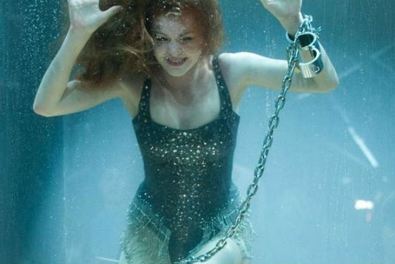 Isla Fisher almost drowned during Now You See Me filming