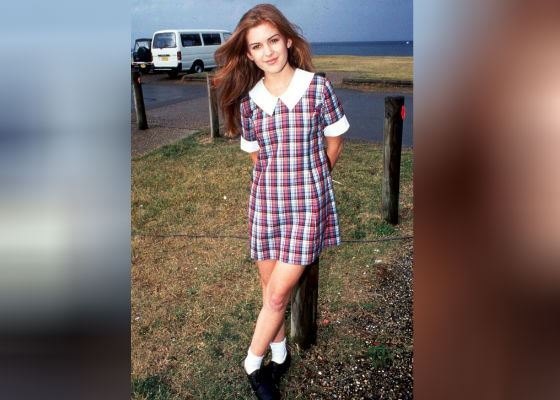 Young Isla Fisher in Home and Away