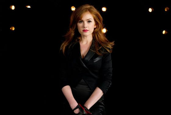 Isla Fisher as Henley Reeves in Now You See Me